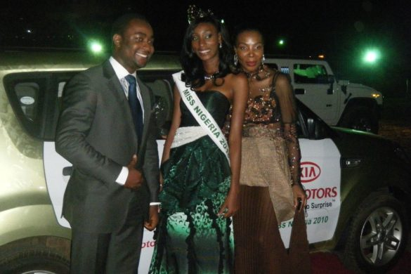 DAMILOLA AGBAJO – MISS NIGERIA 2010